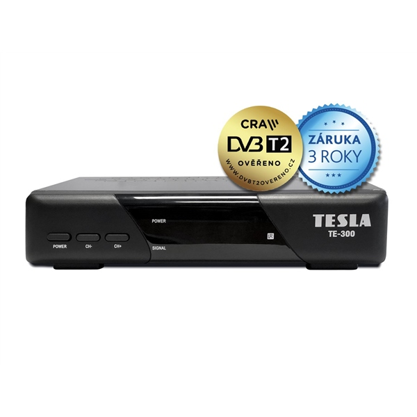 Set-top box TESLA TE-300