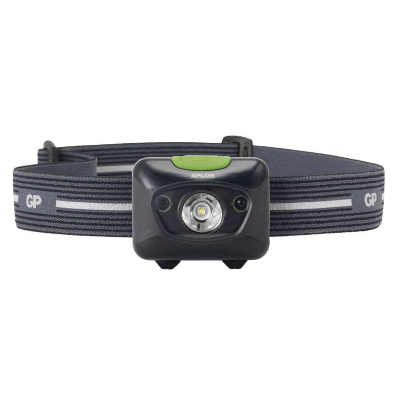 LED čelovka GP Xplor PH15, 300 lm
